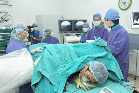 Biến chứng nguy hiểm sau phẫu thuật thoát vị đĩa đệm