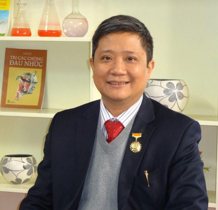 Pgs.Ts bác sĩ Nguyễn Vĩnh Ngọc