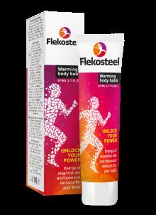 Kem Flekosteel của Mỹ - Kem Flekosteel trị thoát vị đĩa đệm