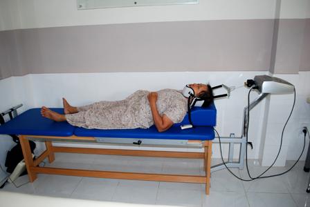 Điều trị thoát vị đĩa đệm L5 S1 bằng vật lý trị liệu
