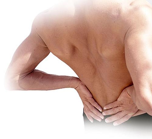 bệnh đau lưng ở nam giới trẻ
