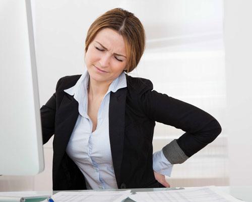 bài tập giảm đau lưng cho dân văn phòng