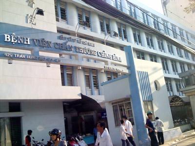 bệnh viện cơ xương khớp tphcm - bệnh viện chuyên khoa cơ xương khớp tại Tp.HCM