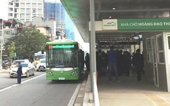 tuyến xe bus đi qua bệnh viện 108