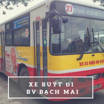 Tuyến xe bus qua bệnh viện Bạch Mai Hà Nội