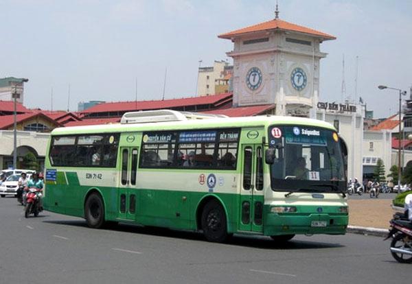 Tuyến xe buýt từ Bến Thành đi Bệnh viện Chợ Rẫy