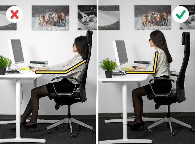 Khắc phục tình trạng đau lưng do ngồi lâu ở dân văn phòng-3