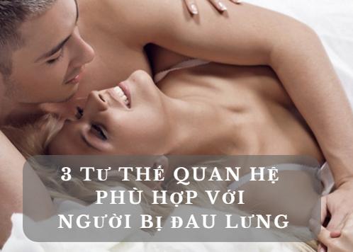 Bật mí 3 tư thế quan hệ phù hợp với người bị đau lưng-1