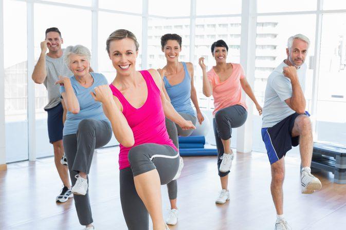 thoát vị đĩa đệm có nên tập aerobic?