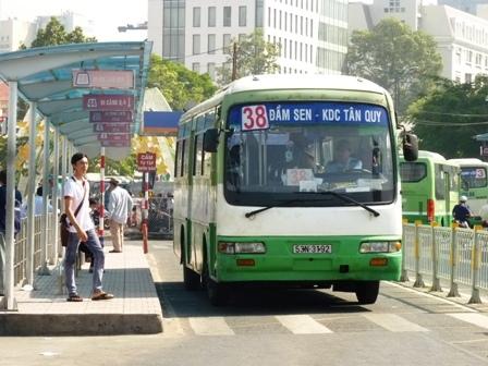 Các tuyến xe buýt đi qua bệnh viện 115-1 - xe buýt đi qua bệnh viện 115