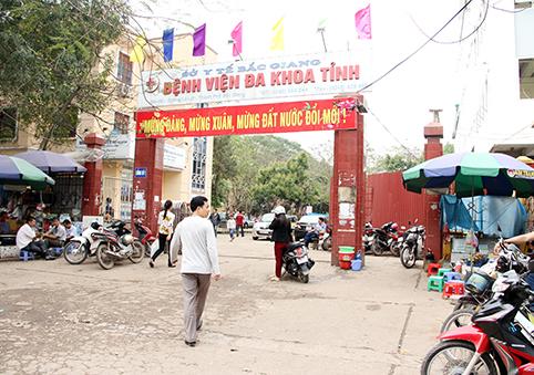Bệnh viện Đa khoa tỉnh Bắc Giang - chữa thoát vị đĩa đệm ở bắc giang