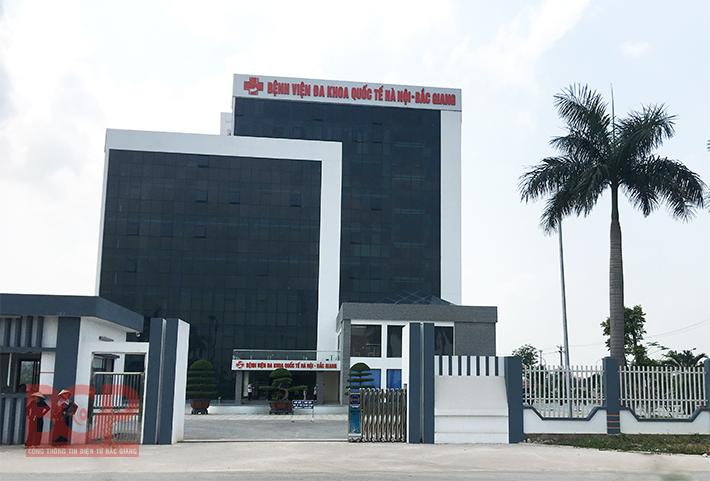Bệnh viện Đa khoa Quốc tế Hà Nội - Bắc Giang