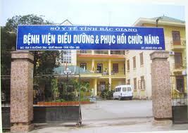 Bệnh viện Điều dưỡng và Phục hồi chức năng Bắc Giang - cô tý bắc giang chữa thoát vị đĩa đệm
