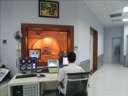 Chụp cộng hưởng từ ở Bệnh viện Giao thông vận tải Trung Ương
