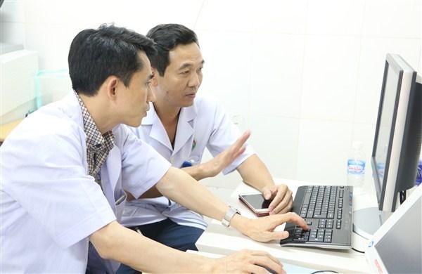Chụp cộng hưởng từ ở Bệnh viện Bạch Mai