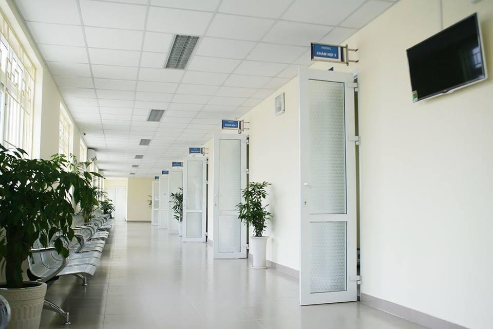 Cơ sở vật chất Bệnh viện ĐH Y Hà Nội