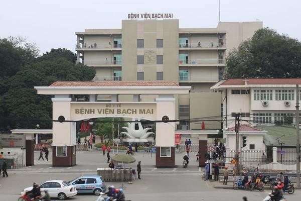 Bệnh viện Bạch Mai - Bệnh viện nào ở Hà Nội khám chủ nhật