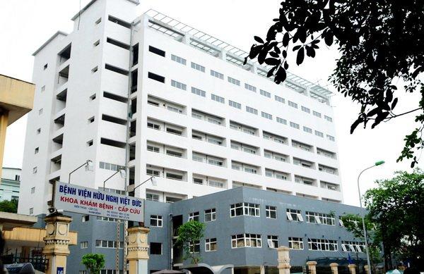 bệnh viện việt đức quán sứ hàng bông hà nội