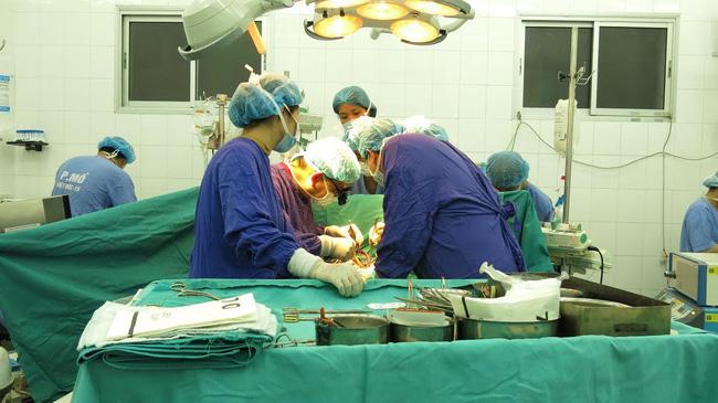 Trung tâm ghép tạng - Bệnh viện Việt Đức