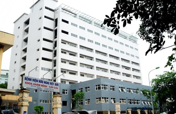 Khám xương khớp ở bệnh viện Việt Đức