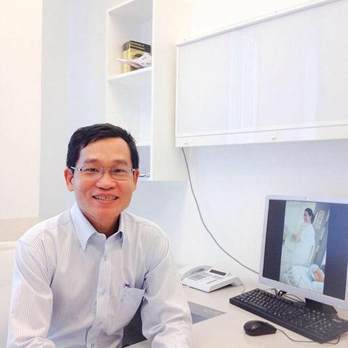 Bác sĩ Nguyễn Xuân Anh