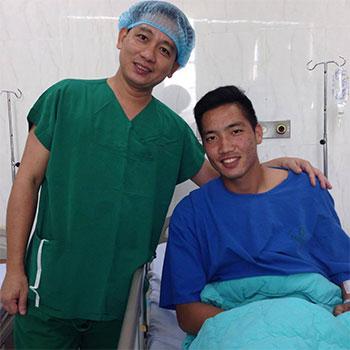 Bác sĩ Nguyễn Trọng Anh