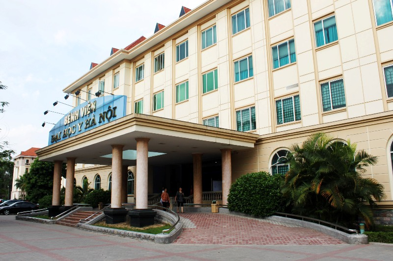đặt lịch khám bệnh viện Đại Học Y Hà Nội