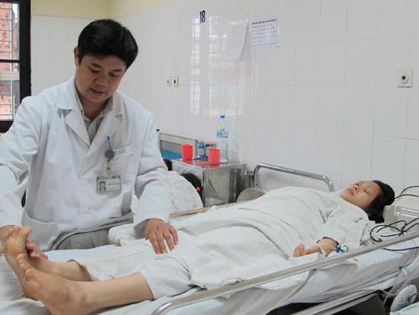 GS.TS. Trịnh Hồng Sơn - Phó Giám đốc BV Việt Đức