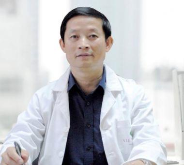 PGS.TS Kiều Đình Hùng, Trưởng khoa Ngoại Bệnh viện Đại học Y Hà Nội