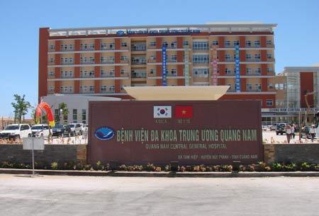 Bệnh viện Đa khoa Trung Ương Quảng Nam