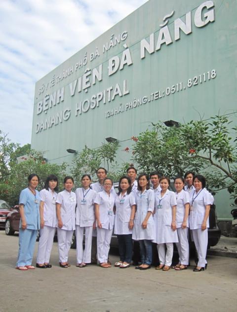 Khoa ngoại - Chấn thương Chỉnh hình - Bệnh viện Đà Nẵng