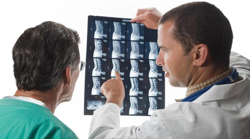 khám bệnh nhân thoát vị đĩa đệm - chẩn đoán hình ảnh