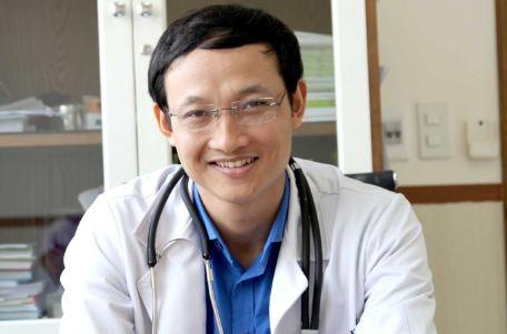 bác sĩ Trần Quốc Khánh