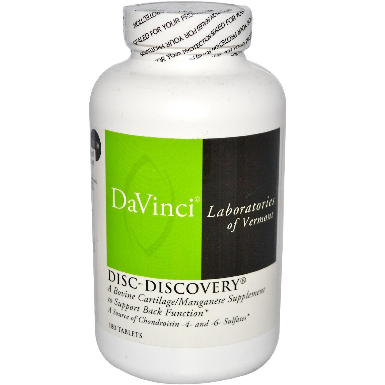 Thuốc chữa thoát vị đĩa đệm của Mỹ Disc Discovery