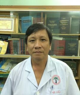 Bác sĩ Phan Đức Minh Mẫn