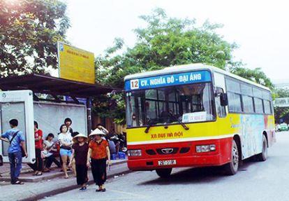 xe bus đến bệnh viện đại học y hà nội