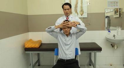 5 bài tập vật lý trị liệu chữa thoát vị đĩa đệm cổ đơn giản-3