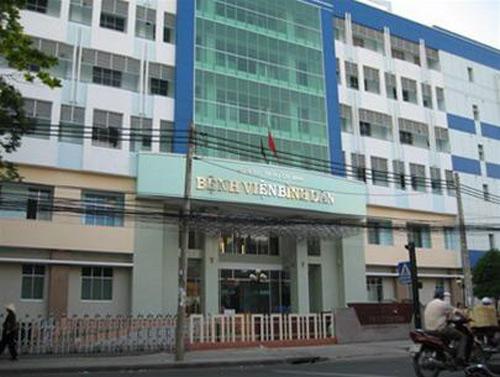 lịch làm việc bệnh viện bình dân