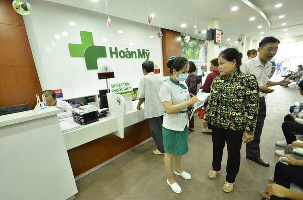 bảo hiểm y tế bệnh viện hoàn mỹ