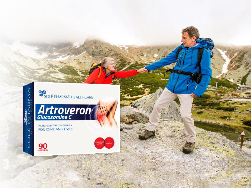 Artroveron Glucosamine C giá bao nhiêu