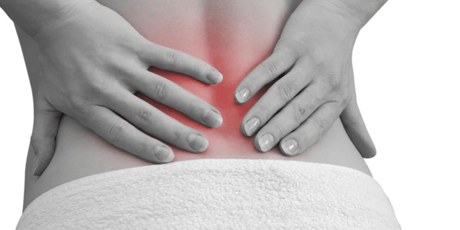 Các chấn thương, tai nạn có thể gây đau lưng