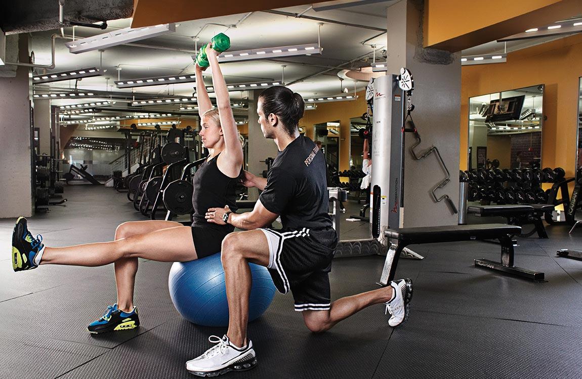 luyện tập gym đúng cách cho người thoát vị đĩa đệm