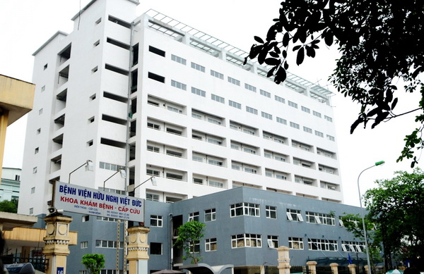 Bệnh viện HữuNghị Việt Đức