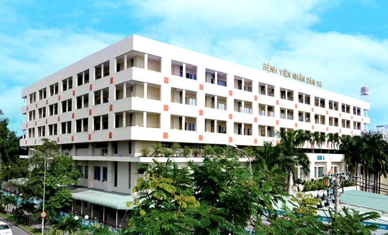 lịch khám bệnh viện 115