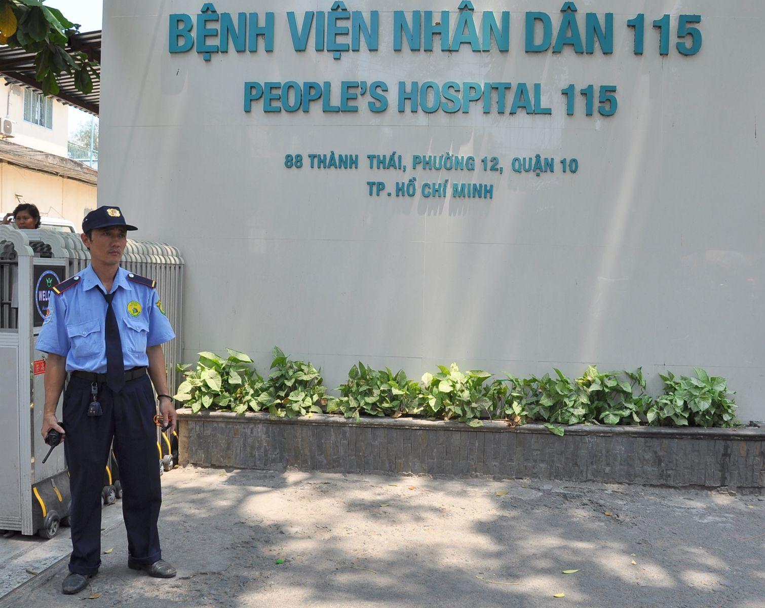 địa chỉ bệnh viện 115