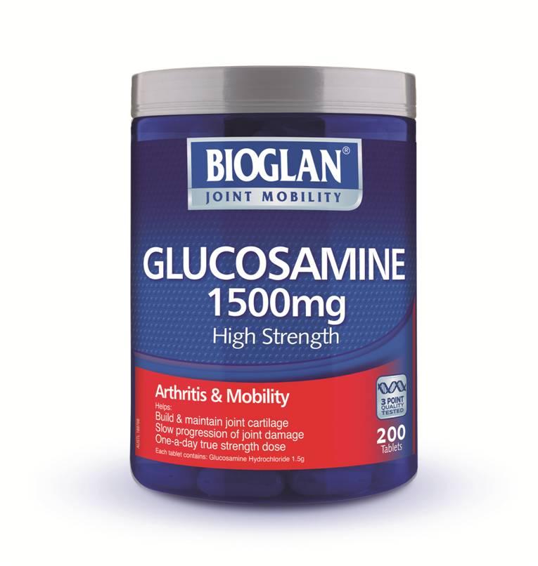 Bioglan Glucosamine 1500 mg