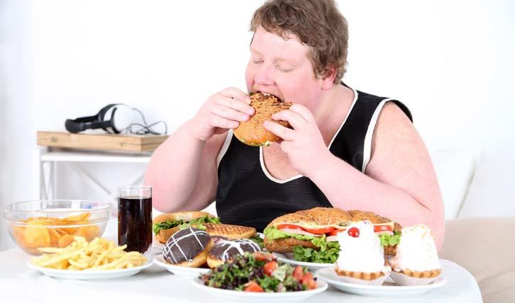 Thừa cân béo phì gây đau lưng
