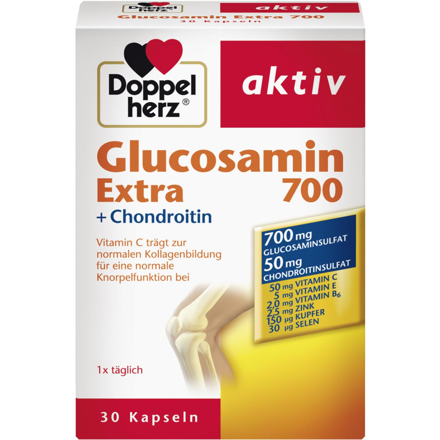 Glucosamine Extra 700 của Đức