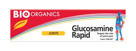Kem Glucosamine Rapid Cream 100g