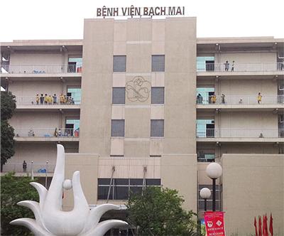 Khoa Cơ Xương Khớp - Bệnh viện Bạch Mai
